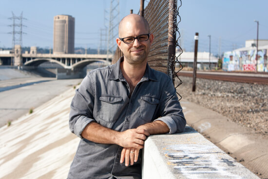 Meet Ronen Hirsch of Studio Umbrella on the LA River