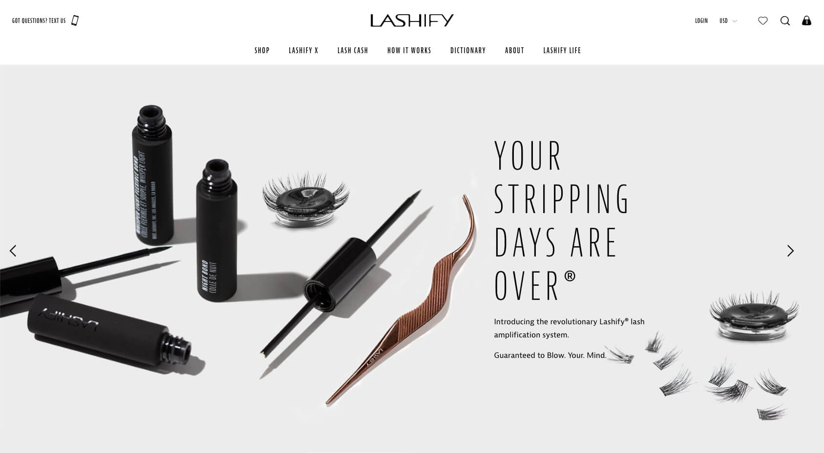 Thumbnail for Beauty Industry Shopify Plus for Lashify