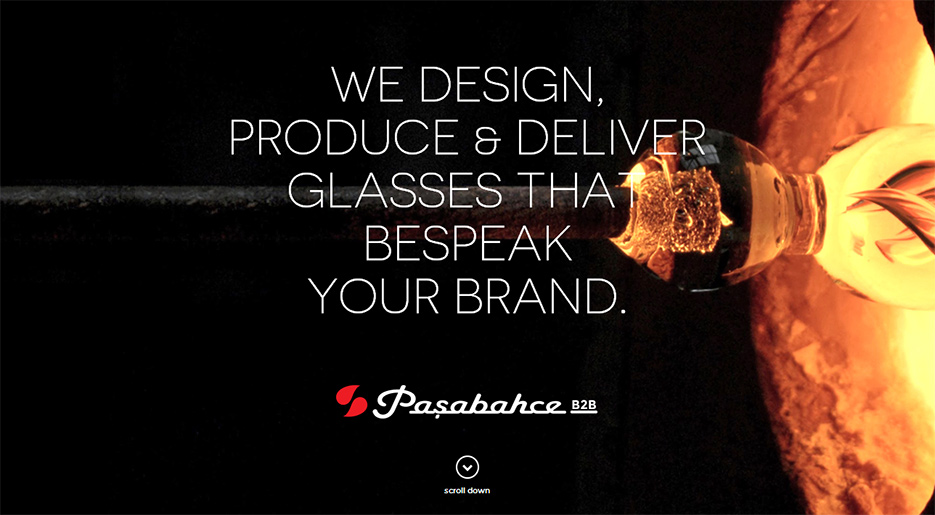 Thumbnail for Custom design for a glass design and production company