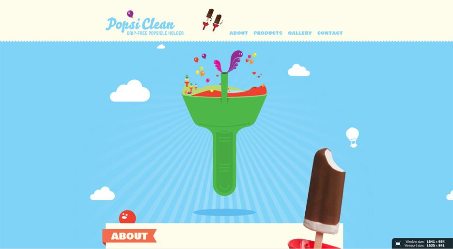 Thumbnail for Custom mini site selling single product