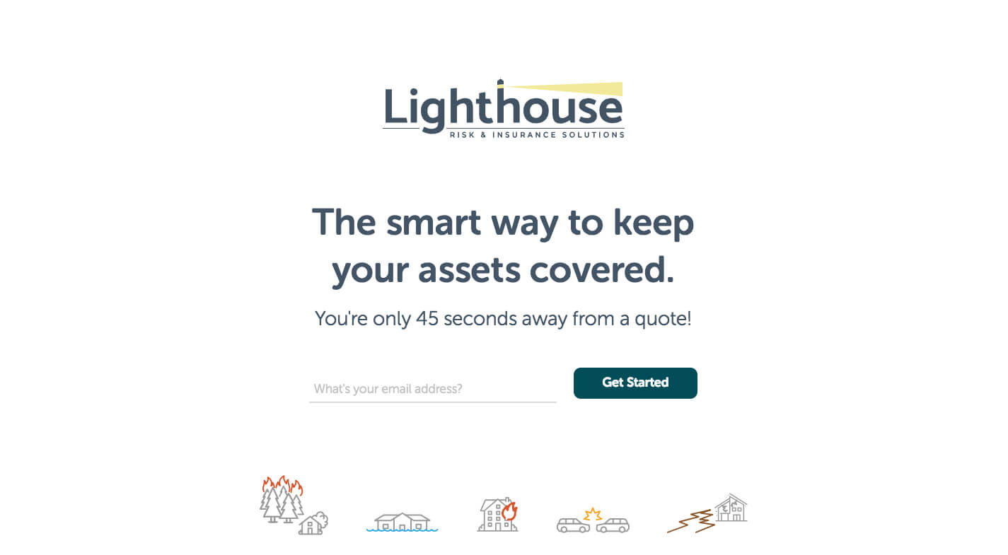 Insurance Quote Builder